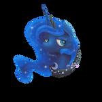 Princess Luna Bust