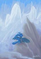 Seeking Waves by GlacialFalls