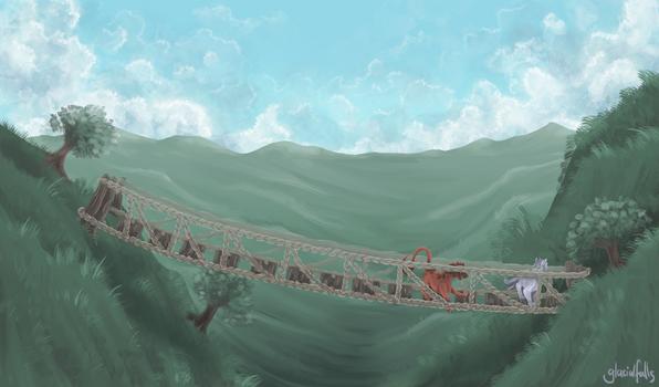 Cliff Bridge