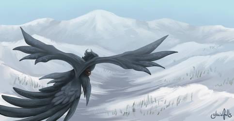 Messenger in the Skies