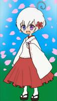 New OC: Tatagami Mio by Avapep
