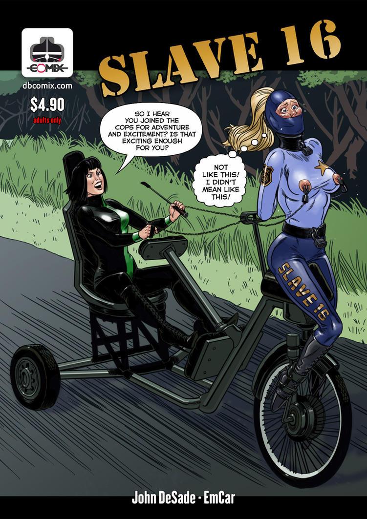 Super Cop as Slave 16 by lindadb