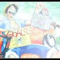 Luffy Avart v3 by Dr-7maDa