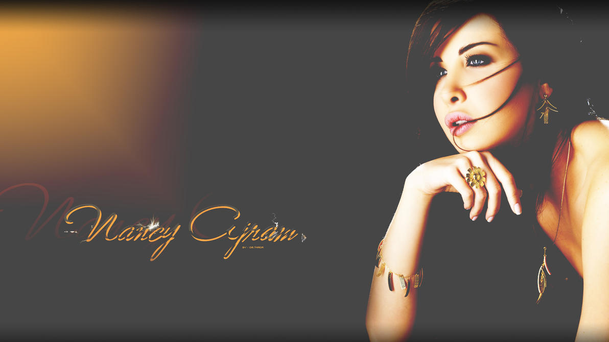 Nancy Ajram wallpaper by Dr-7maDa