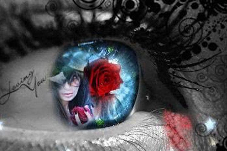 Behind my sorry eyes by myfavorite-explosion