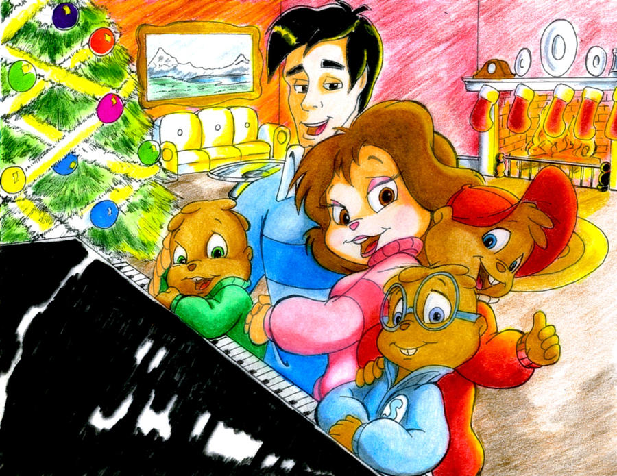 The Chipmunks And The Chipettes By CTW36 On DeviantArt