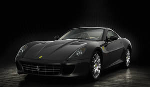 Ferrari fiorano 599 GTB studio