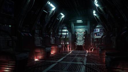 Spaceship_cabine by radoxist