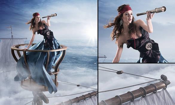 Pirate - treasure island