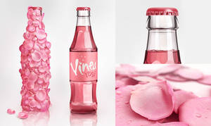 Vinea rose - petals campaign