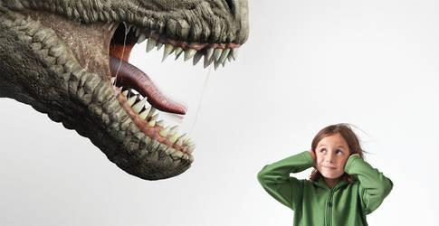 T-rex visual