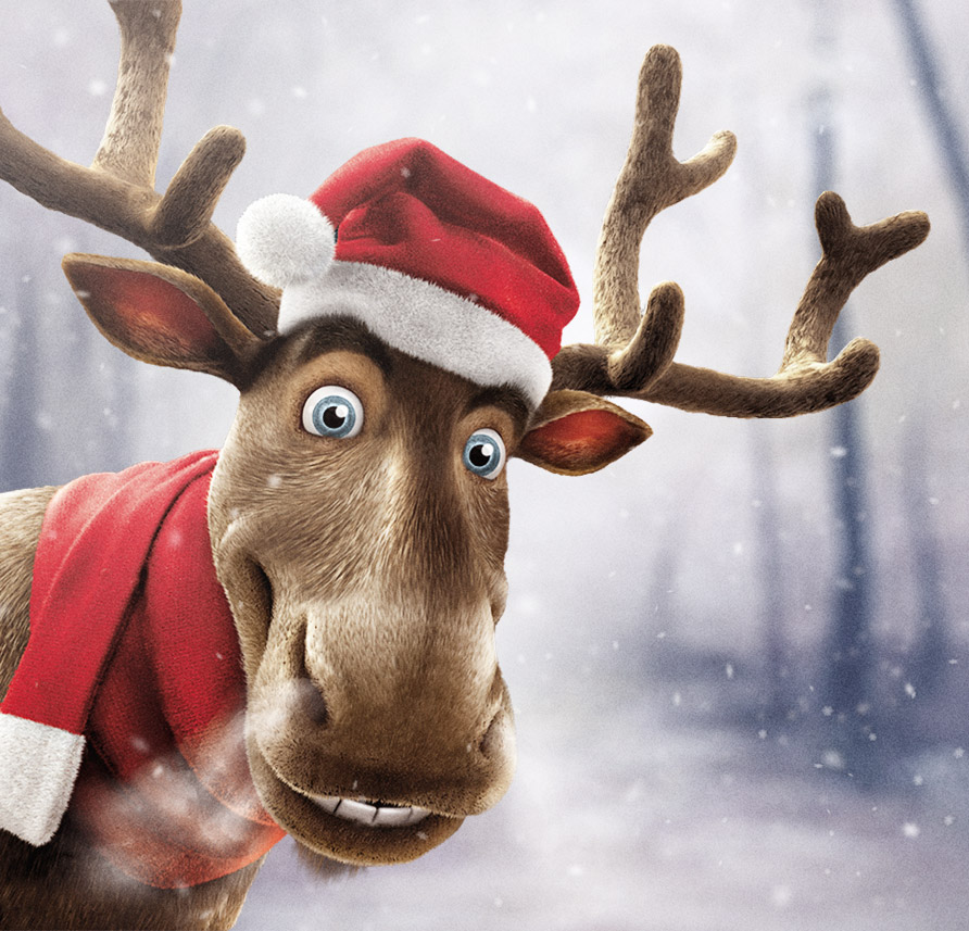 Elk Lighting Owner: Pixar Style By Radoxist On DeviantArt