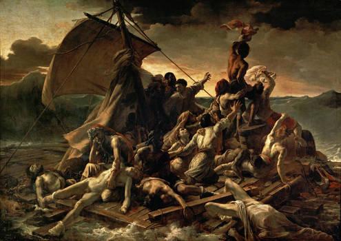 Raft of the Medusa 2012