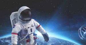 Astronaut suit 3d model