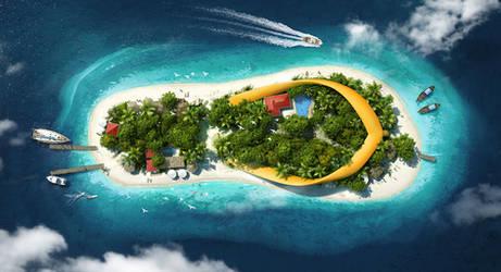 Flip-Flop Island