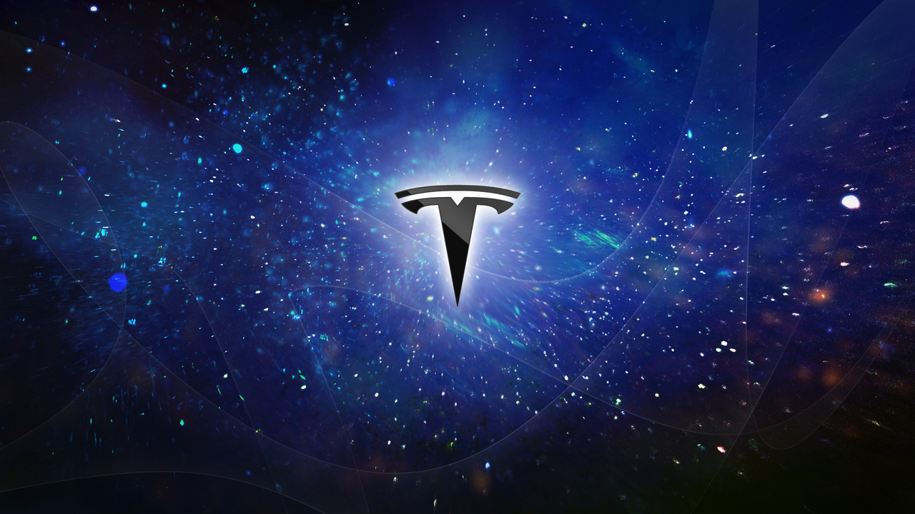 tesla motors logo wallpaper by pjmccartney on deviantart