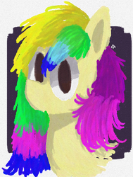 rainbowtashie by deadtriceratops