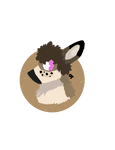fluffideer by deadtriceratops