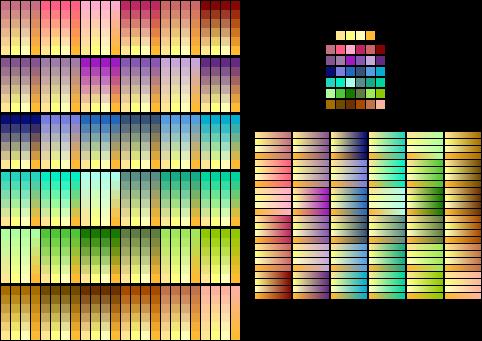 TOYellowsAndOrange_Palette by apple-stocks