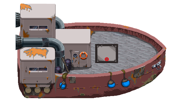 [Revised] Cargo Ship