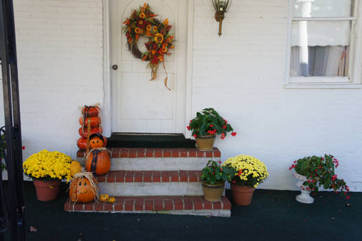 October Decorations II