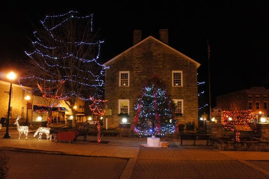 Christmas on the Town Square I