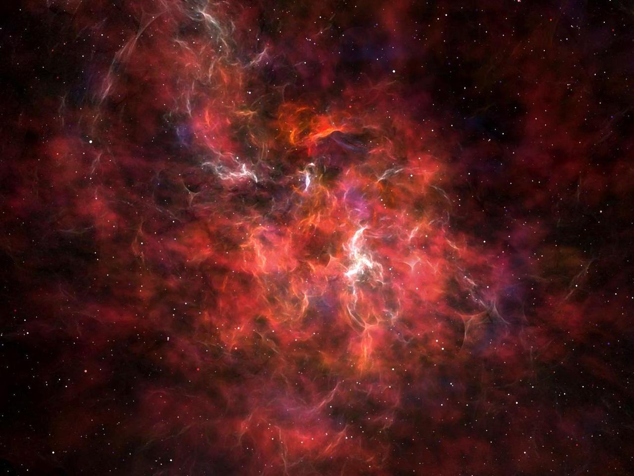 fiery nebula purple - photo #7