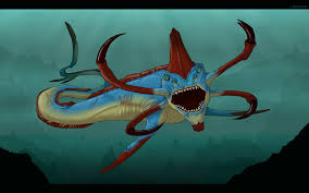 Reaper Leviathan by alinh1296