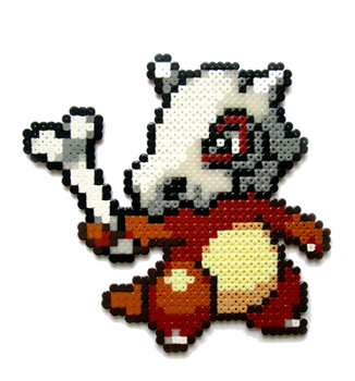 #104 - Cubone [for sale] by Coccineus