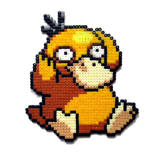 #054 - Psyduck by Aenea-Jones