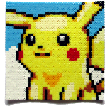 perler beads by DuktikX on DeviantArt
