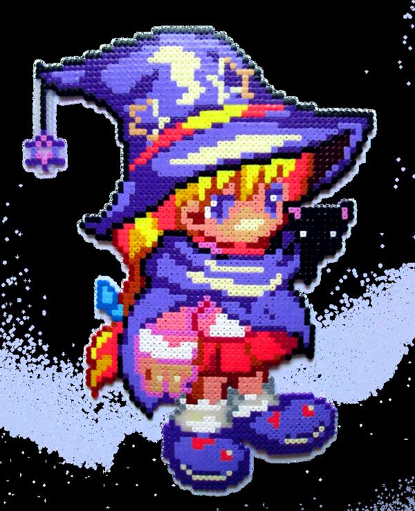 Magician Sephira by Aenea-Jones