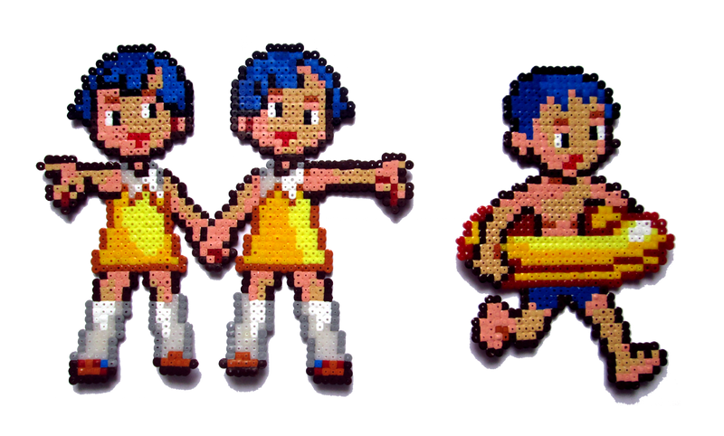 Pokemon Trainers #01 by Aenea-Jones