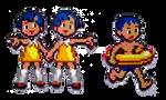 Pokemon Trainers #01