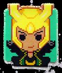 Loki Portrait