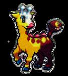#203 - Girafarig