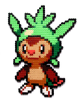 #650 - Chespin