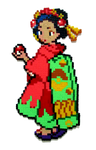 Pokemon Trainers #02 - Geisha