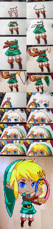 Link [Oracle of Ages] - Step by Step