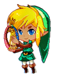 Link [Oracle of Ages]