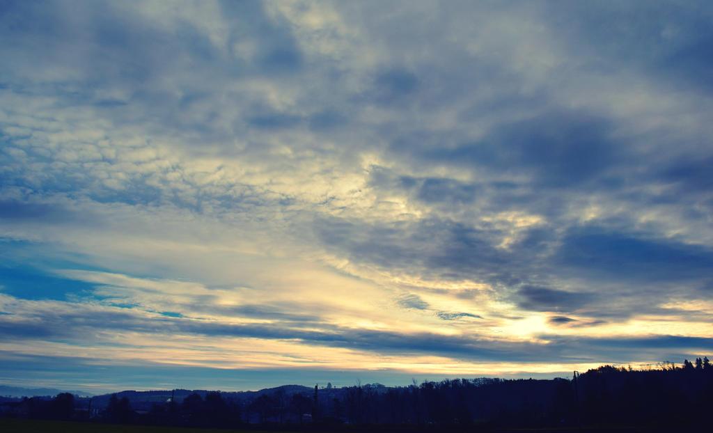 Blue Sky by Aenea-Jones