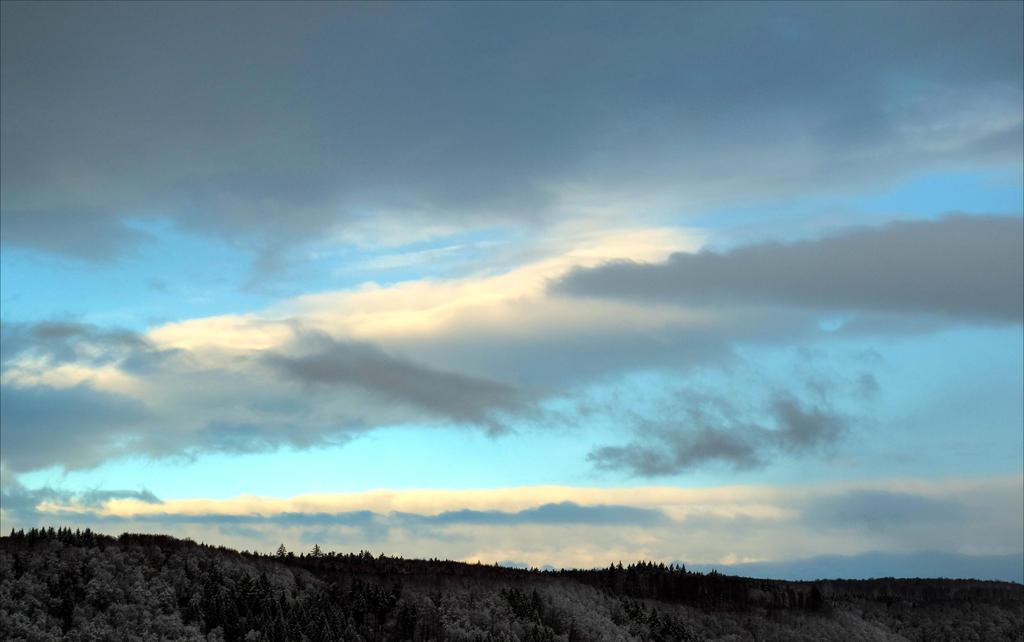 Winter Sky by Aenea-Jones