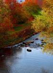 River in Fall