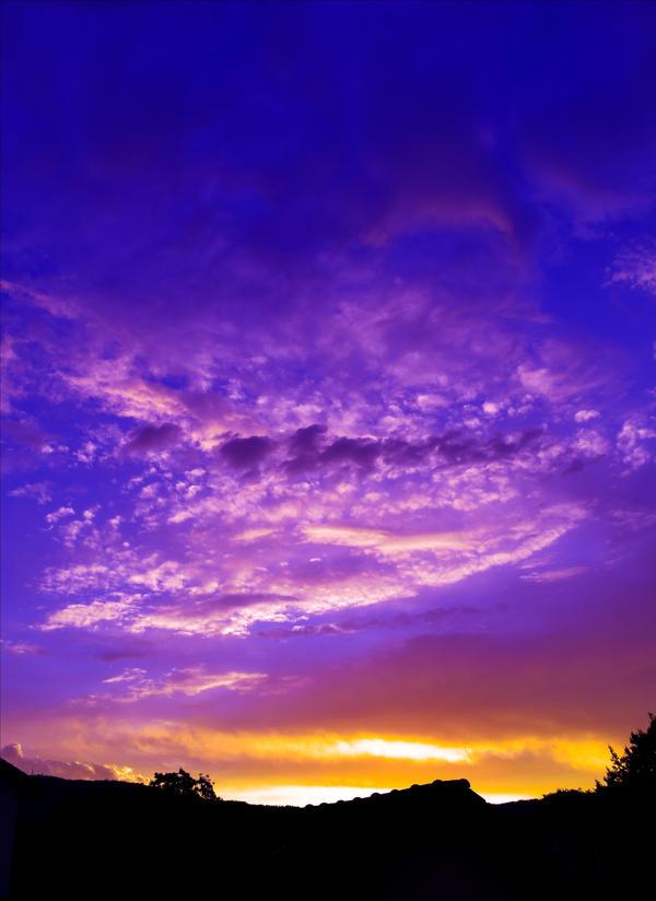 Skyward Dreams II by Coccineus