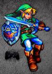 Link by Aenea-Jones