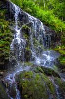 Bleakburrow Falls II by Coccineus