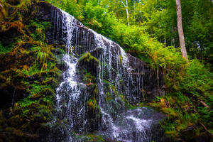 Bleakburrow Falls IV by Aenea-Jones