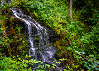 Bleakburrow Falls VII by Aenea-Jones