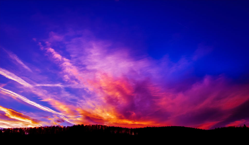 Skyward Dreams XII by Aenea-Jones