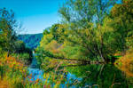Where the River flows XI